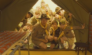 Edward Norton en Moonrise Kingdom