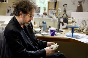 Tim Burton y Frankenweenie