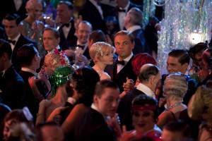 Leonardo DiCaprio y Carey Mulligan en El gran Gastby (2012)