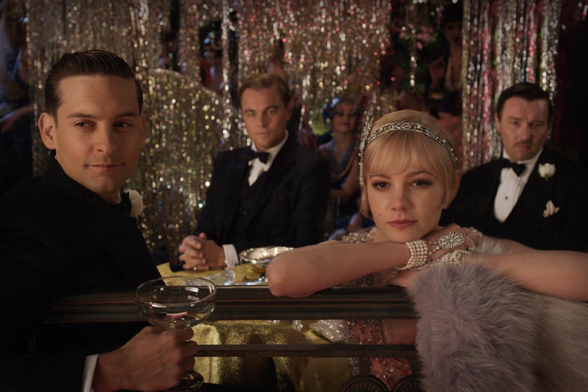 El gran Gastby (2013): Primer trailer