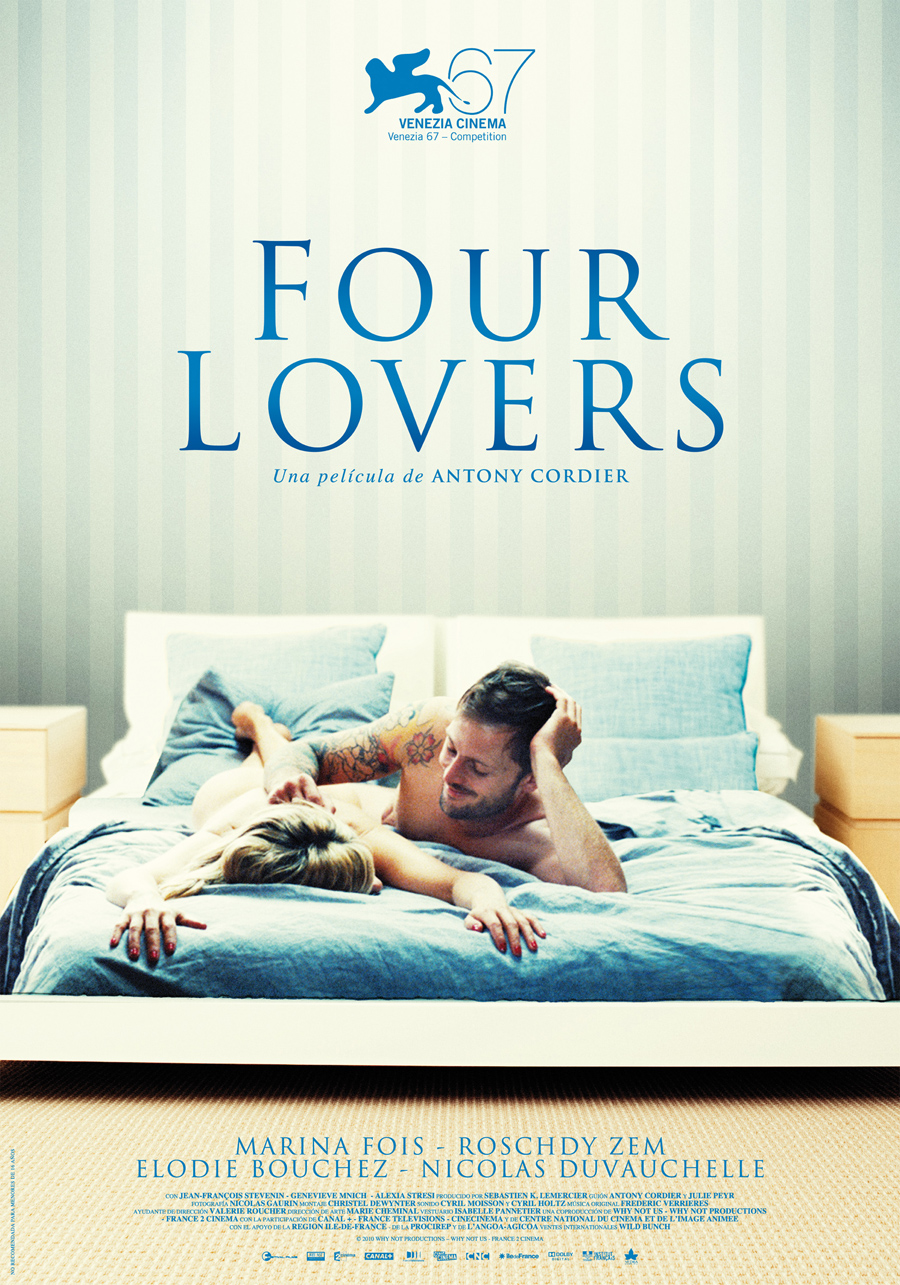Four lovers: Dobles parejas