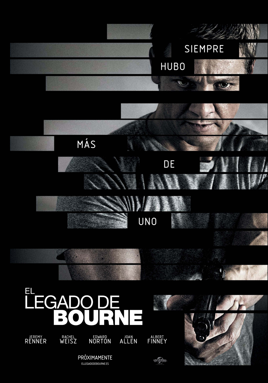 El legado de Bourne: Trailer final