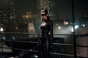 Anne Hathaway en El caballero oscuro: La leyenda renace