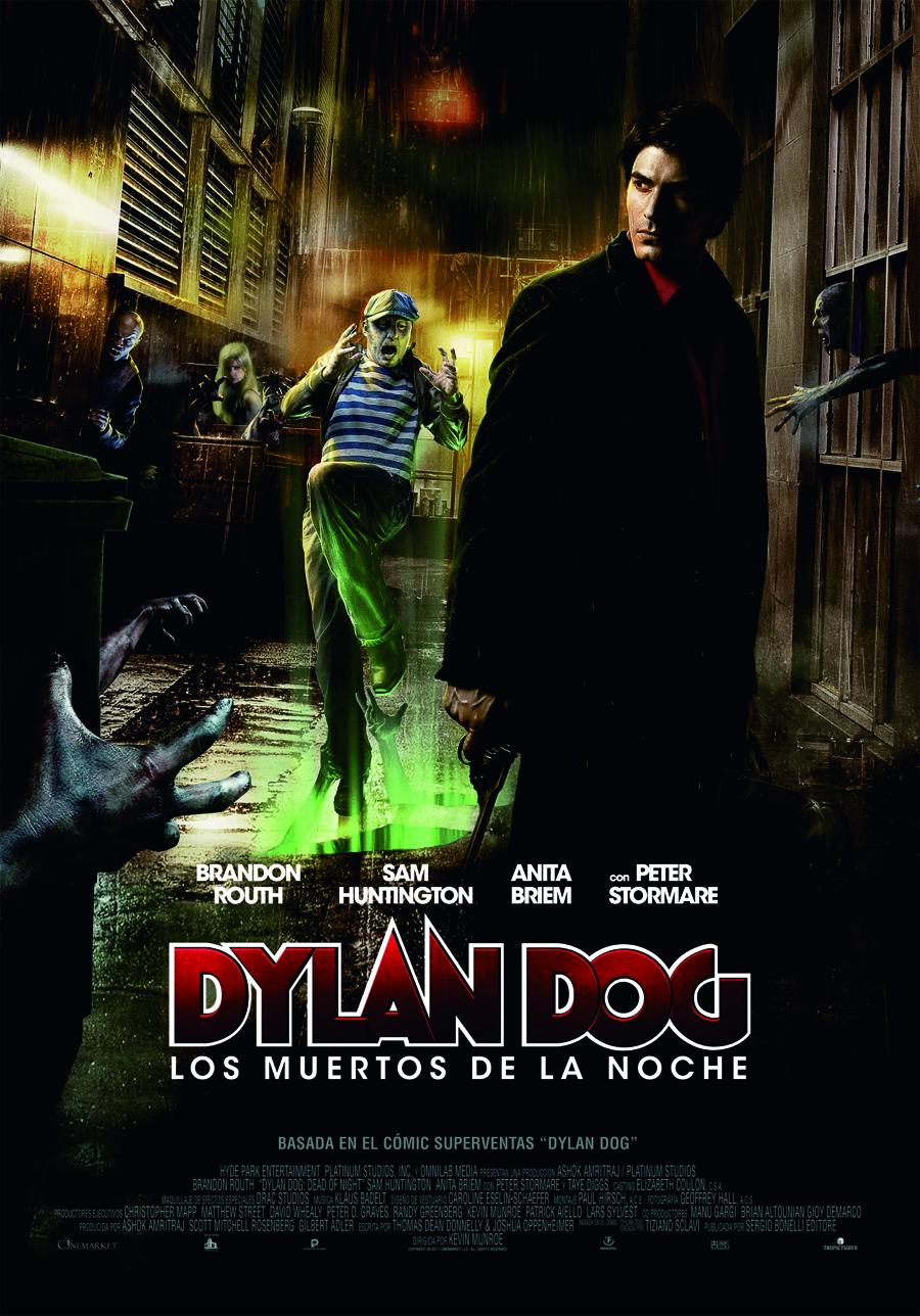 Dylan Dog: Los muertos de la noche: Diálogos sin acción