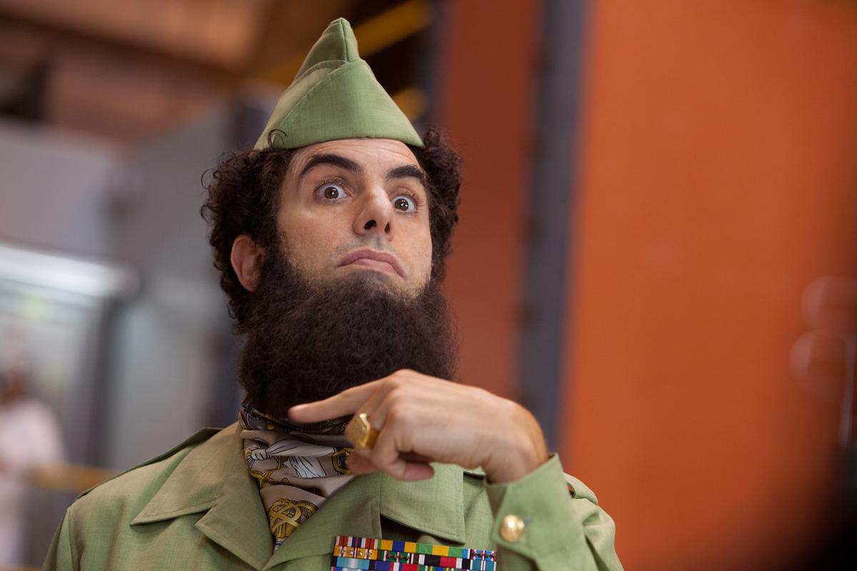 El dictador baron cohen maderfaker cine y comedia - Inmobiliaria baron y baron ...