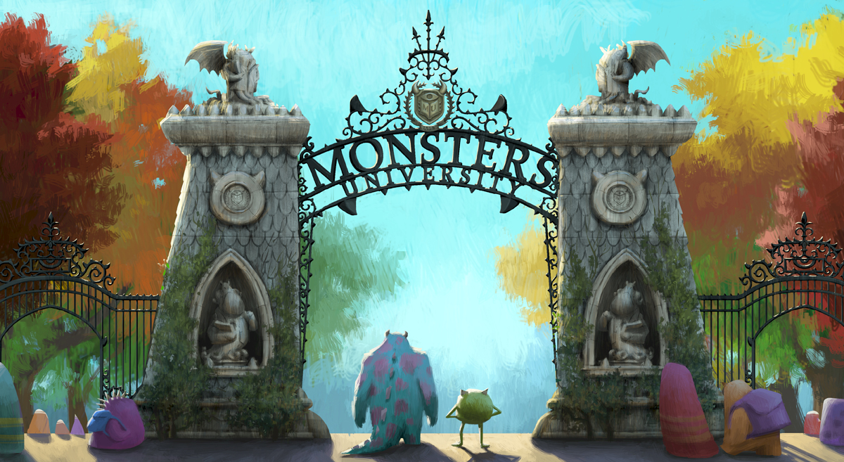 Monstruos University: Teaser trailer