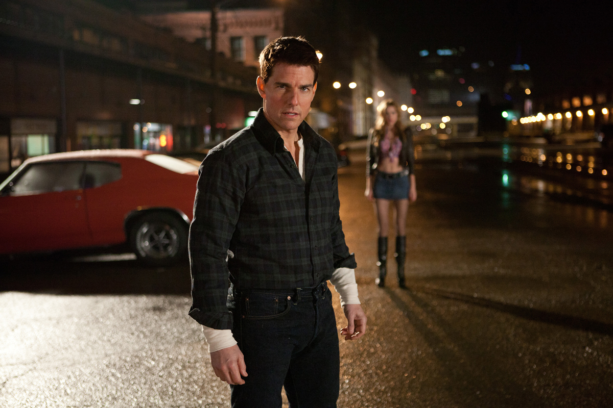 Jack Reacher: Primer trailer