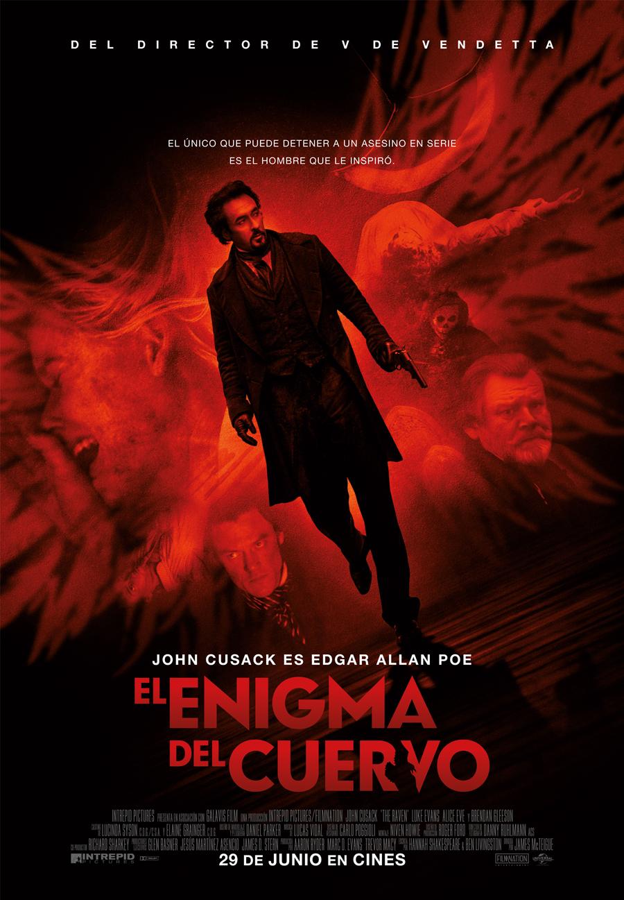 El enigma del cuervo: Edgar que estas en los cielos