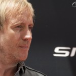 Rhys Ifans en la presentación de The amazing Spiderman