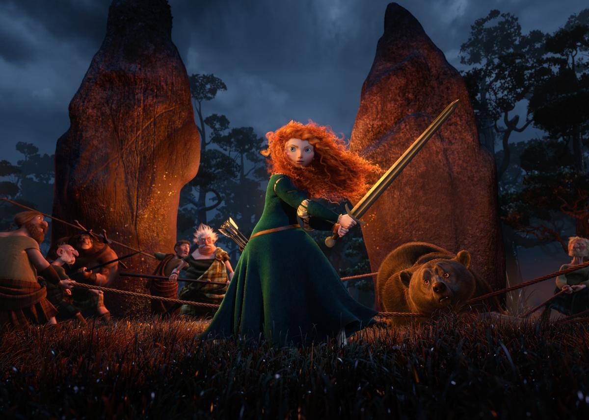 ¿Quieres ver Brave antes de su estreno en España?