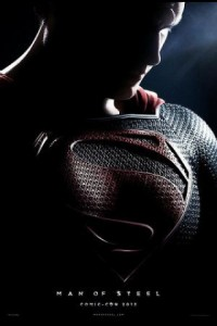 Man of steel - Comic con Poster