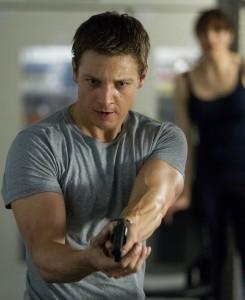 Jeremy Renner en El legado de Bourne