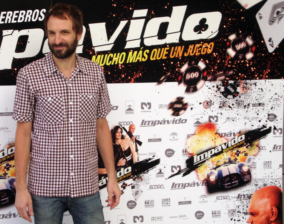 """Julián Villagrán: """"Este tipo de personaje es arriesgado"""""""