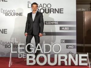 Jeremy Renner en la presentación de El legado de Bourne (3)