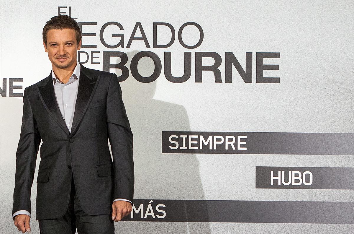 """Jeremy Renner: """"Lo que busco es un personaje interesante"""""""