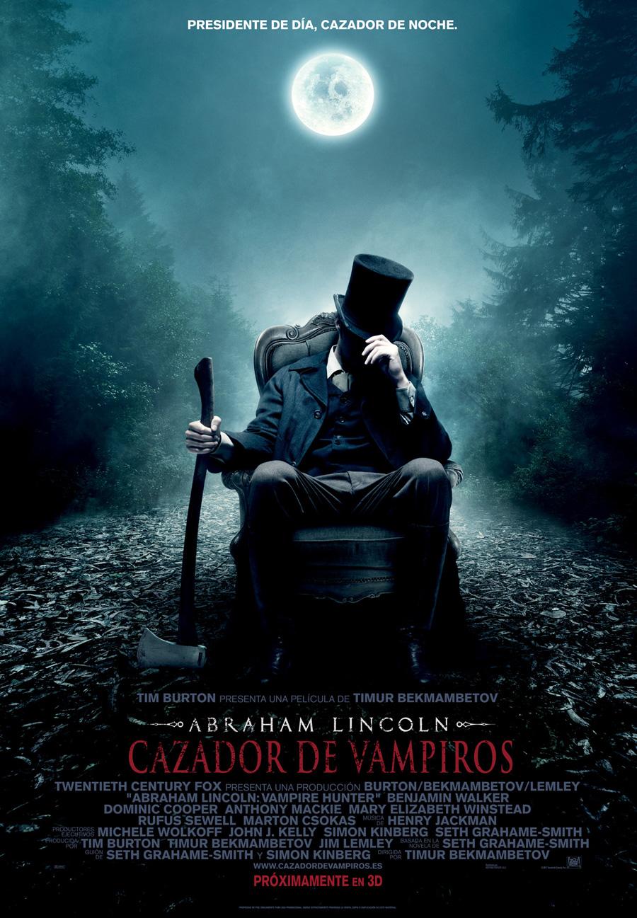 Abraham Lincoln: Cazador de vampiros: Presidente superhéroe
