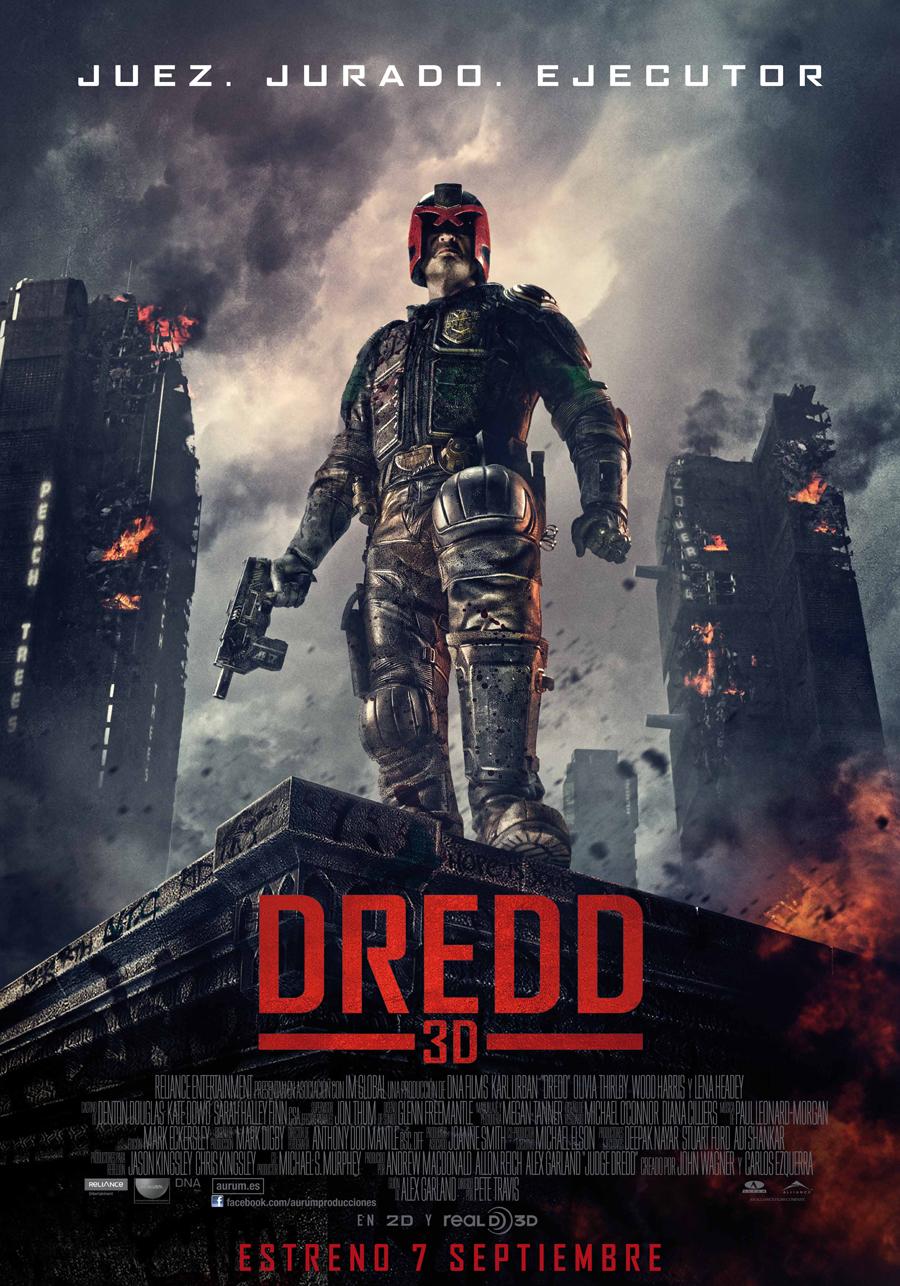 Dredd: Justicia encarcelada