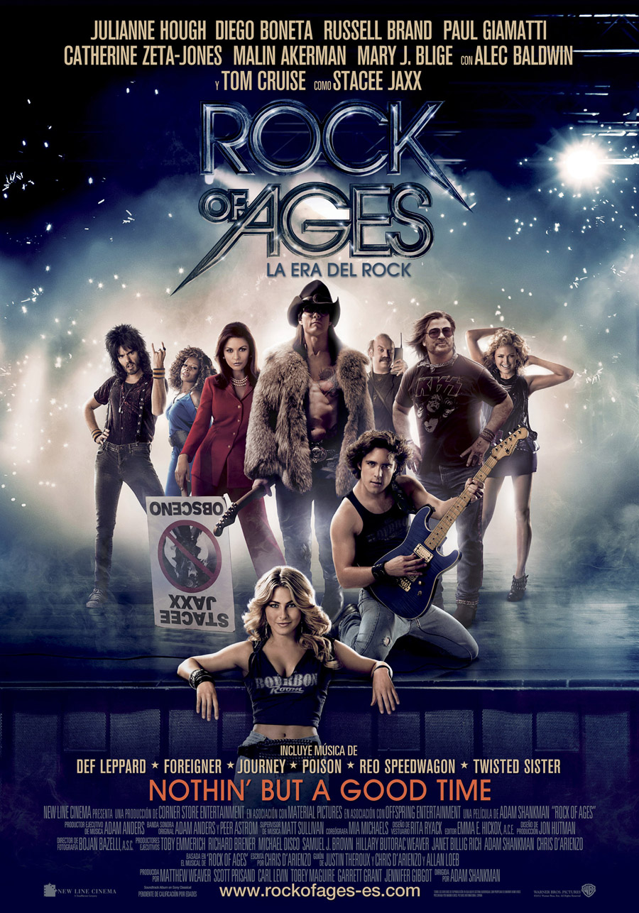 Rock of ages (La era del rock): Larga vida al Rock n´ Roll