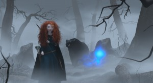 Merida en Brave (Indomable)