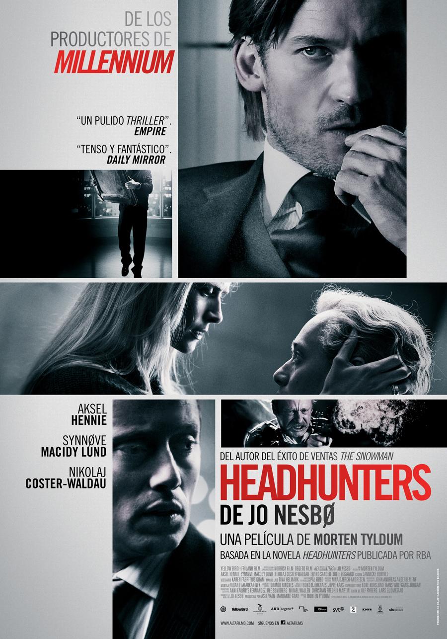 Headhunters: Lío embarazoso