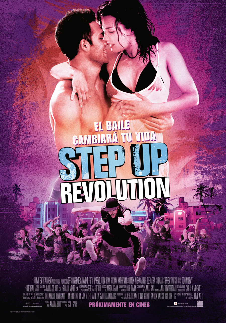 Step Up Revolution: Un mundo de fantasía