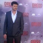 Karl Urban en la presentación de Dredd (3)
