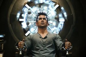 Colin Farrell en Desafío total (2012)