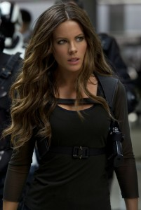 Kate Beckinsale en Desafío total (2012)