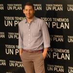 Javier Godino en la presentación de Todos tenemos un plan (2)