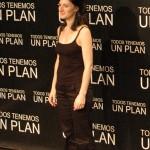 Ana Piterbarg en la presentación de Todos tenemos un plan (2)