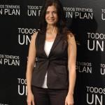 Soledad Villamil en la presentación de Todos tenemos un plan (2)