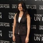 Soledad Villamil en la presentación de Todos tenemos un plan (3)
