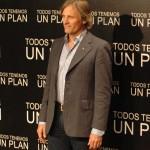 Viggo Mortensen en la presentación de Todos tenemos un plan
