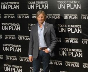 Viggo Mortensen en la presentación de Todos tenemos un plan (3)