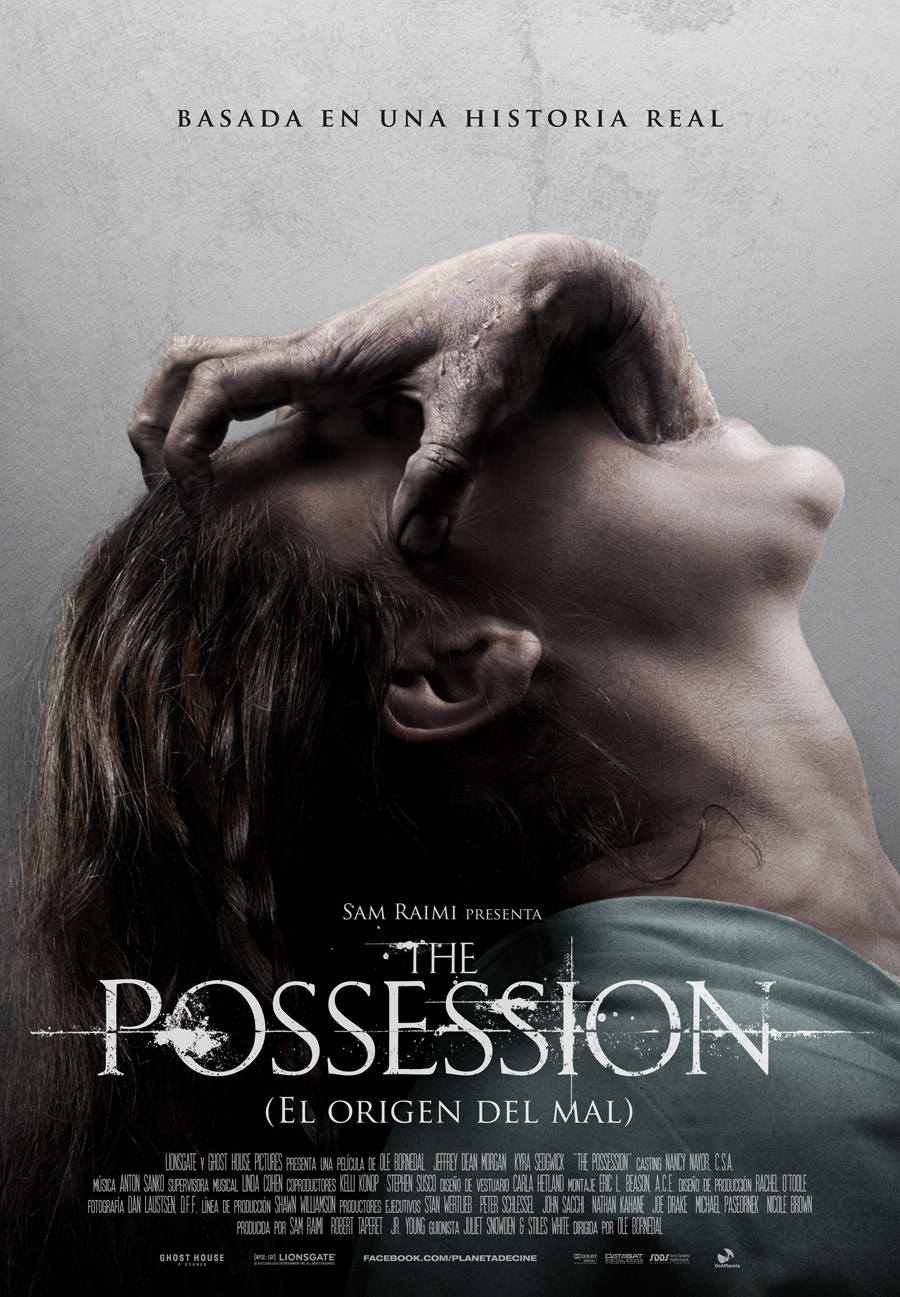The Possession (El origen del mal): El Exorcista Judío