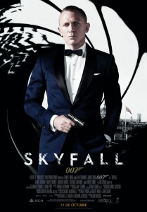 Skyfall - Poster final