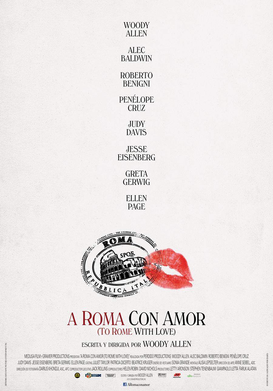 A Roma con amor: Una postal desde Italia