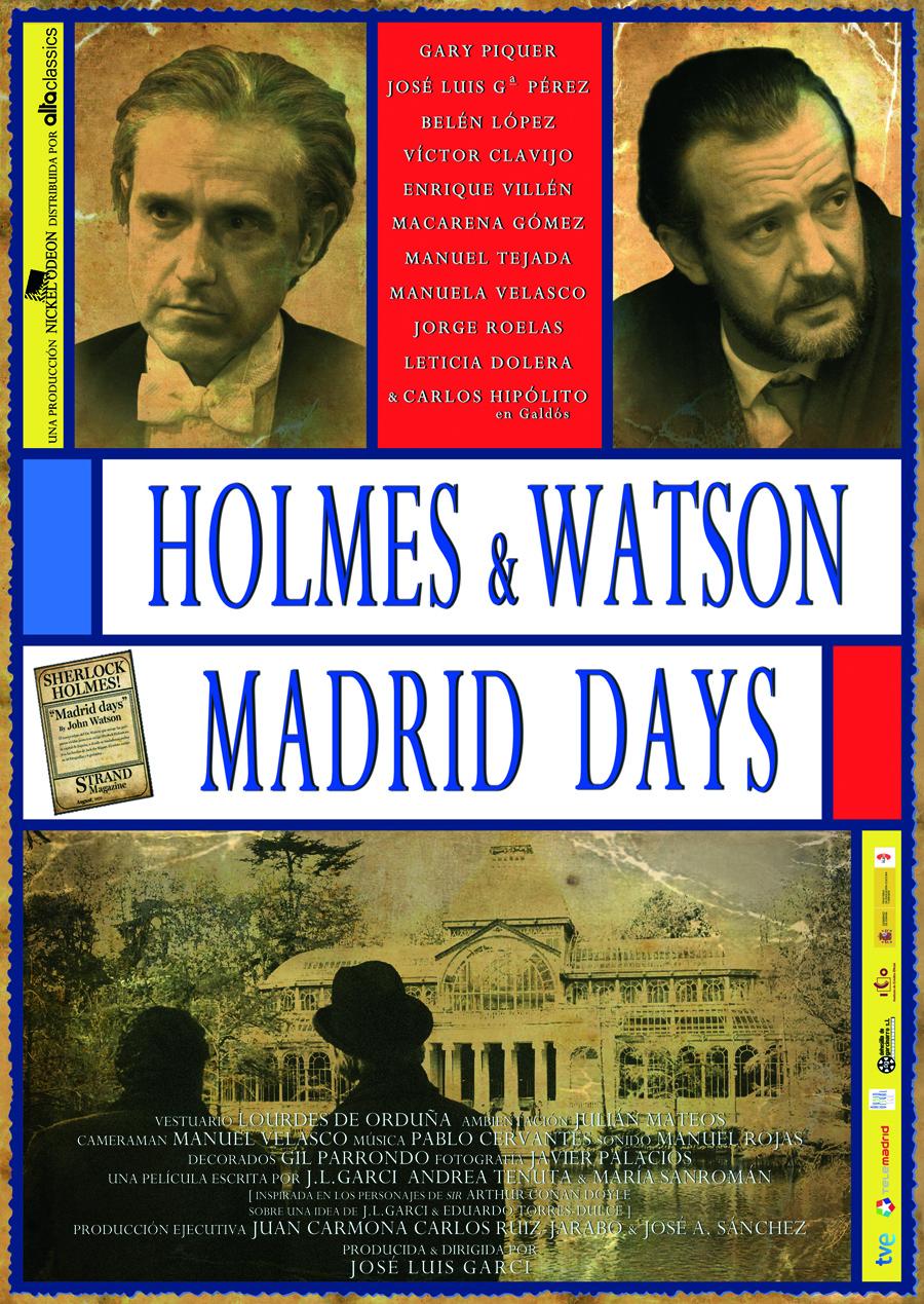 Holmes & Watson – Madrid days: Dúo dinámico