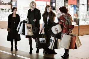 Jennifer Ulrich, Nina Hoss, Karoline Herfurth, y Anna Fischer en Somos la noche