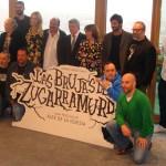 El equipo artístico de Las brujas de Zugarramurdi en la presentación del inicio de rodaje (3)