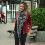 Amaia Salamanca en la presentación de ¡Atraco! (5)