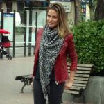 Amaia Salamanca en la presentación de ¡Atraco! (6)