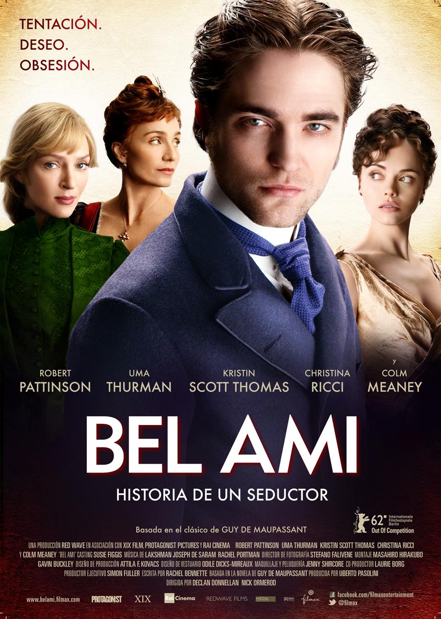 Bel Ami, historia de un seductor: Travesuras de un pseudoactor.