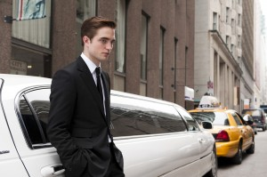 Robert Pattinson en Cosmopolis