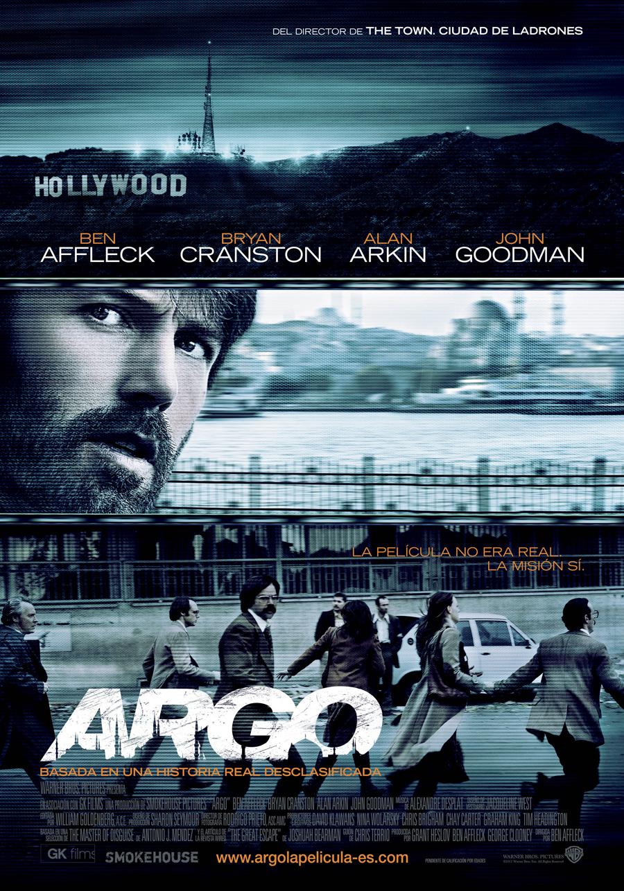 Argo: La película que no existió