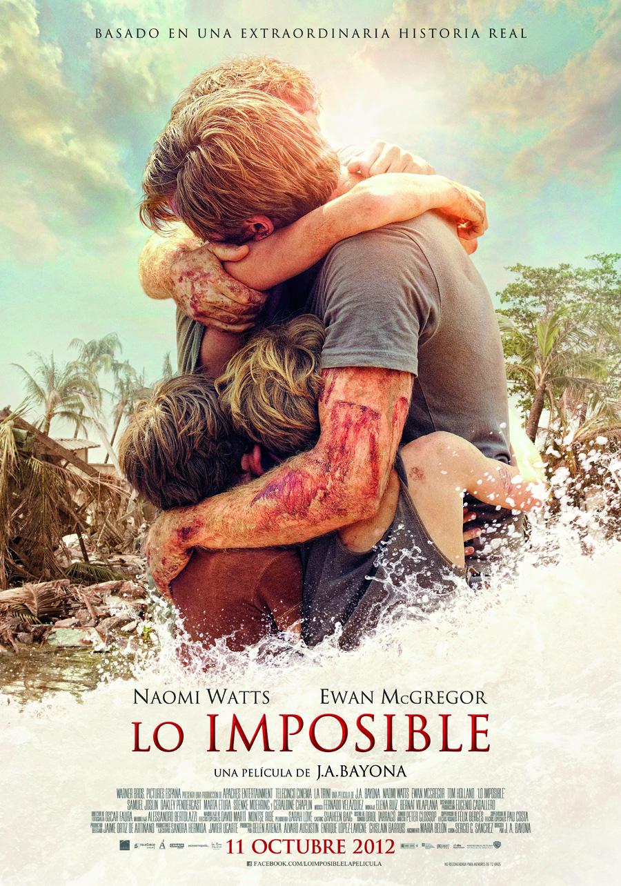 Lo imposible: Telefilm de Oscar