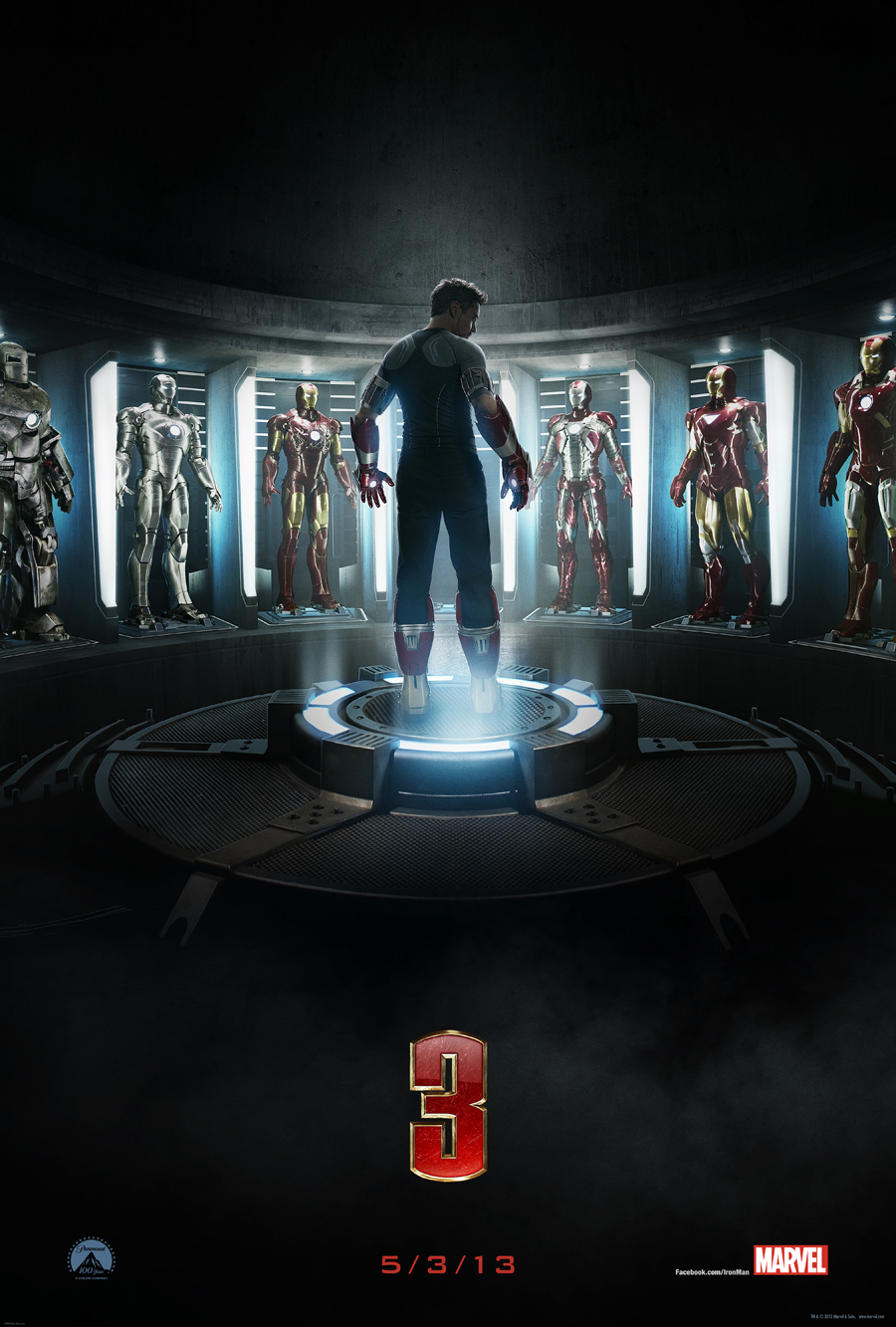 Iron Man 3: Teaser Trailer
