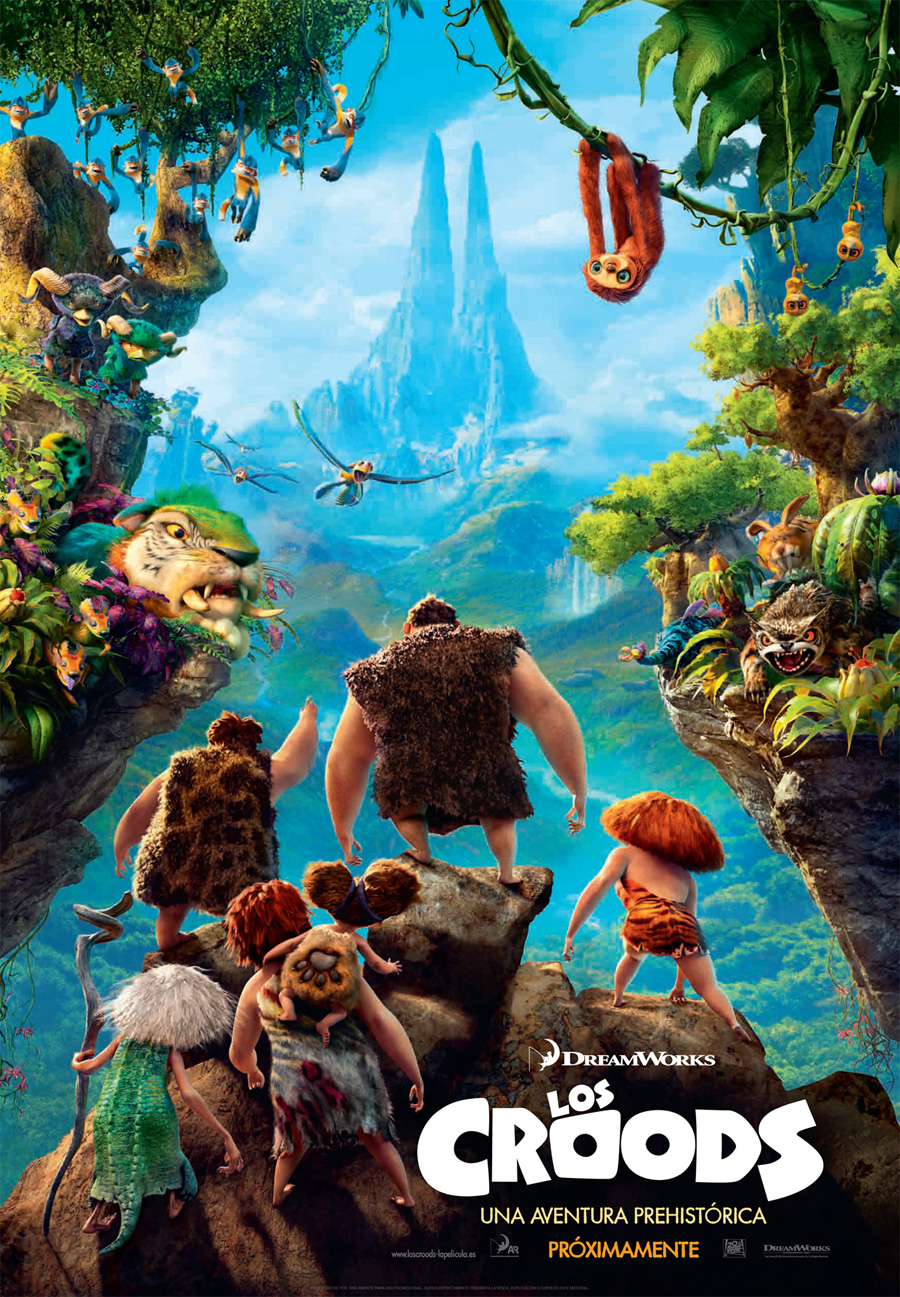 Los Croods: Primer trailer