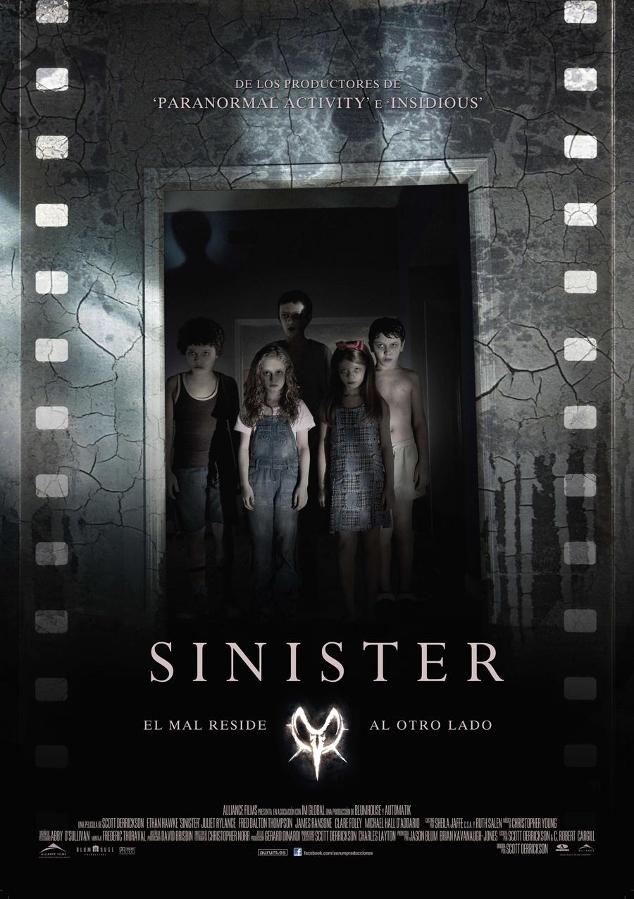 Sinister: Un Super 8 maligno