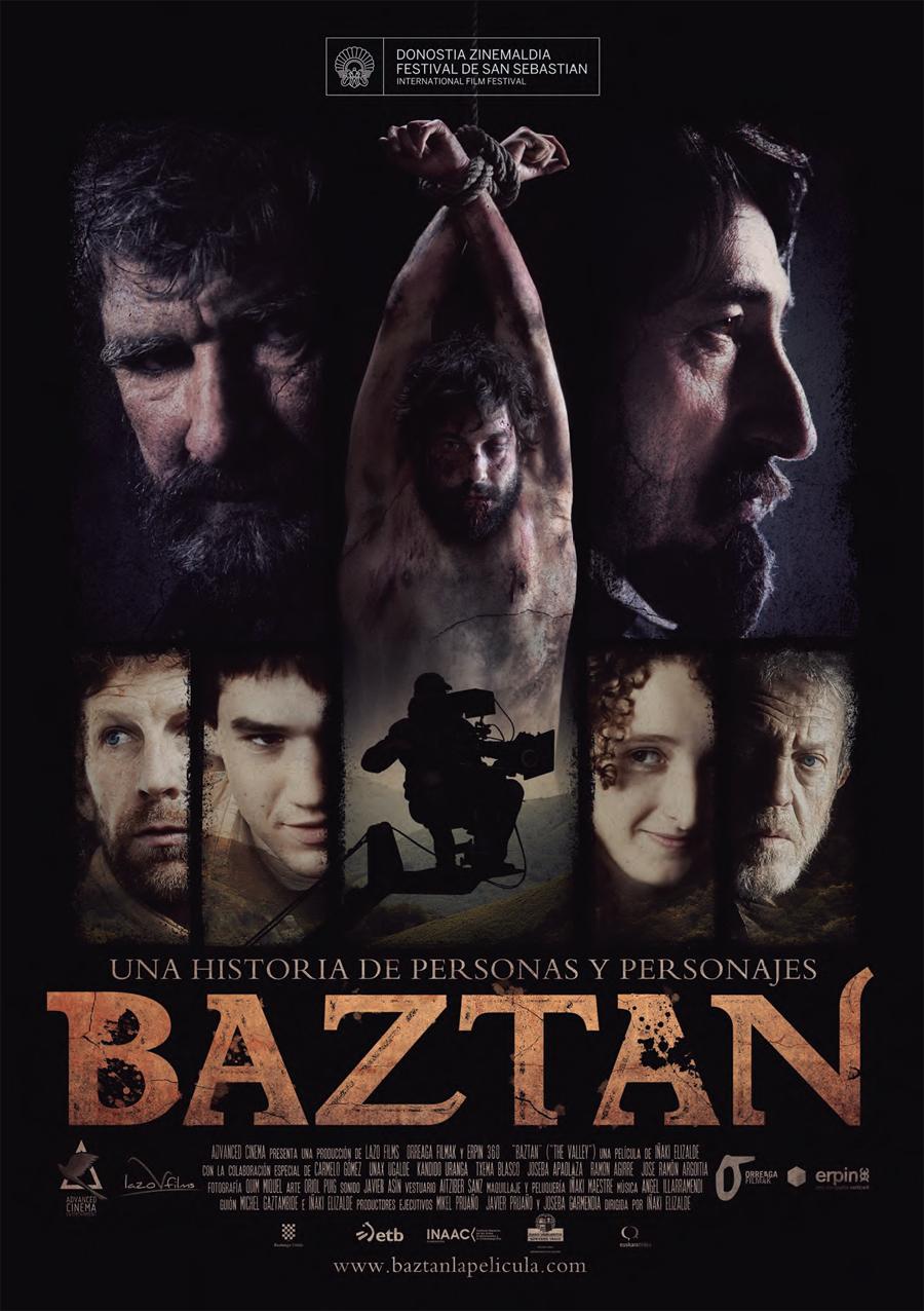 Baztán: Cine dentro del cine